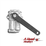 SHOCK ABSORBER - REAR -LH-